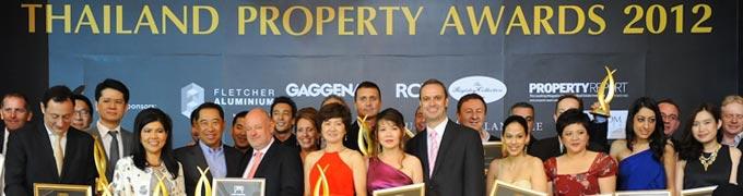 Thailand Property Awards 2012 Winners