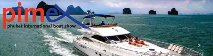 PIMEX 2014 – The Phuket International Boat Show