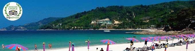 Phuket among world's best islands according to TripAdvisor